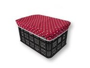BASIL Crate/Basket cover  Red dot click to zoom image