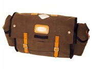 CARRADICE Nelson longflap saddlebag click to zoom image
