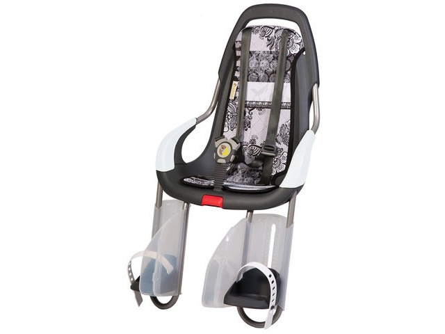 QUIBBEL Rear child seat Suzy black click to zoom image