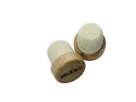 BROOKS SADDLES Handlebar end plugs