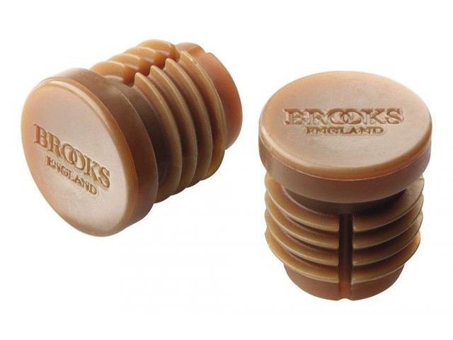 BROOKS SADDLES Rubber bar end plugs click to zoom image