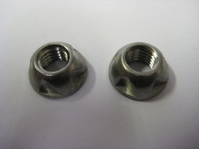 MISCELLANEOUS Security nuts M8 pair only