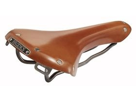 BROOKS SADDLES B15 Swallow Classic Titanium