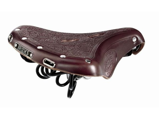 BROOKS SADDLES B18 Lady click to zoom image