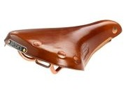 BROOKS SADDLES Team Professional 'S' copper rails