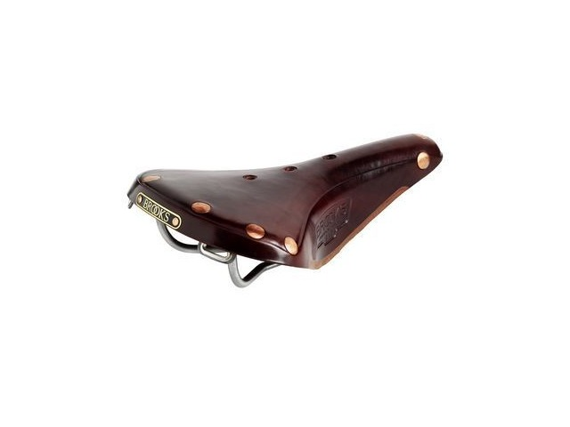 BROOKS SADDLES B17 Titanium Special click to zoom image