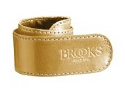 BROOKS SADDLES Trouser strap (unboxed)  Mustard  click to zoom image