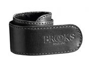 BROOKS SADDLES Trouser strap (unboxed)  Black  click to zoom image