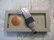 BROOKS SADDLES 1909 Adjustable Spanner and tyre lever tool