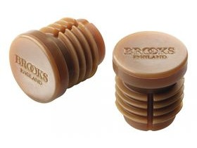 BROOKS SADDLES Rubber bar end plugs